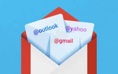 aplicación Gmail de Google apoyará las cuentas de Yahoo y Outlook