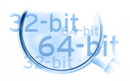 Diferencia entre 32 y 64 Bits