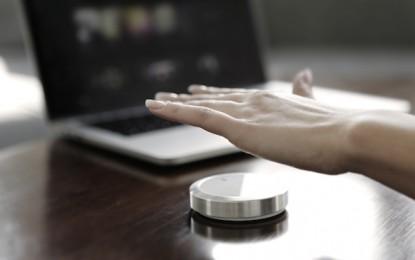 Flow, un dispositivo inalámbrico con el que controlar el ordenador de un modo más cómodo y preciso