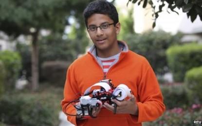 Intel invierte en el invento de un niño de 13 años (una impresora de braille)