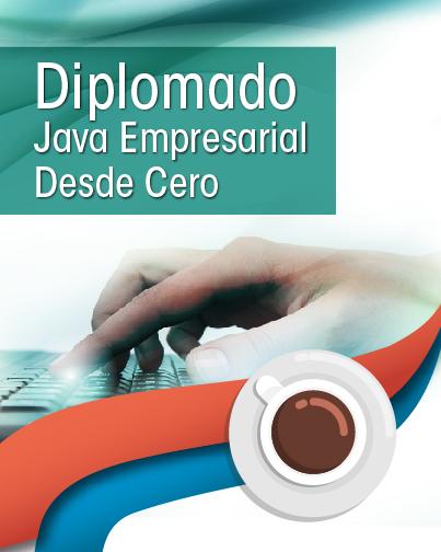 Diplomado Java Empresarial Desde Cero