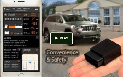 miaLinkup, un dispositivo para monitorizar vehículos
