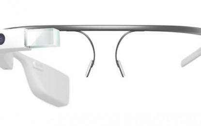 Las Google Glass podrían contar con una nueva versión con tecnología de Intel durante el próximo año