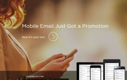 Microsoft adquiere el cliente de correo electrónico móvil Acompli