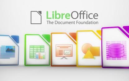 LibreOffice, aplicación oficial para Android