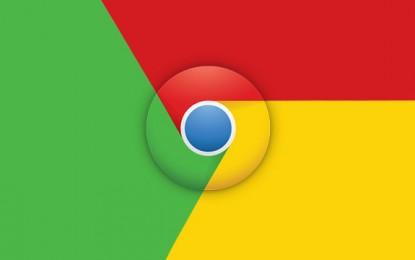 Google Chrome en iOS cambia de look en su última actualización