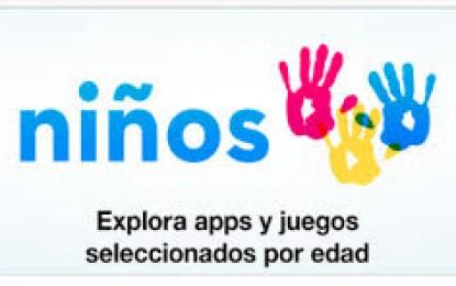 Apple estrena una sección de juegos para niños dividida por edades
