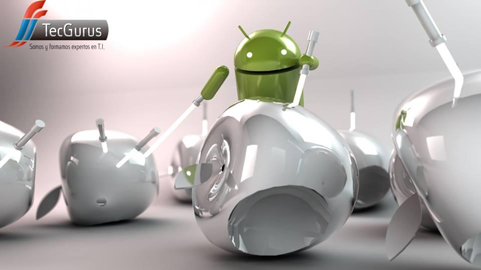 Curso presencial Android Desarrollo de apps moviles sabatino