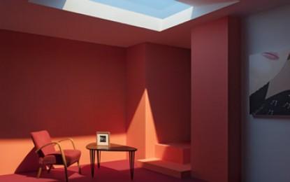 CoeLux es un sistema capaz de simular la luz natural del sol a toda hora