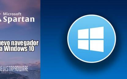 Lanzan nueva versión de Windows 10 Preview que incluye el navegador Spartan