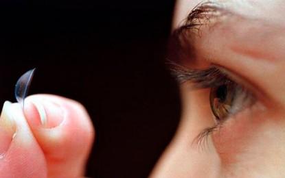 Ya existen unos lentes de contacto con zoom integrado