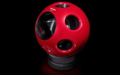 Increible ventilador panasonic  360 grados