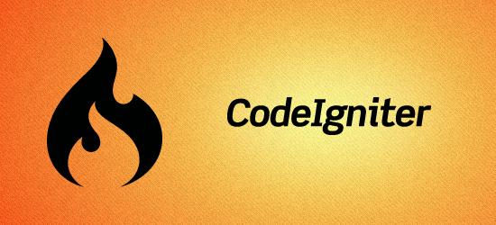 •CodeIgniter
