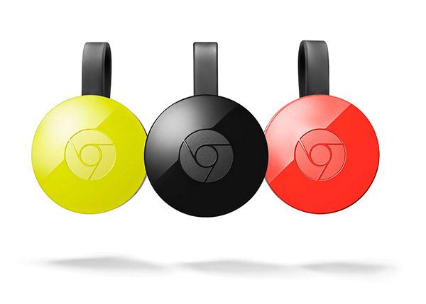 Google presenta el nuevo Chromecast Audio