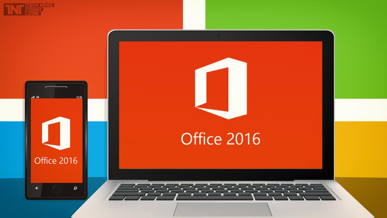 Microsoft presenta Office 2016 con más funciones de colaboración y otras mejoras.