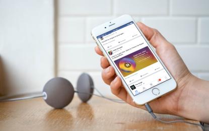 Facebook lanza su nueva herramienta Music Stories