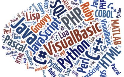 ¿Con que lenguaje de programación debería iniciar?