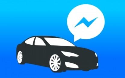 Ahora podrás pedir un Uber desde Facebook Messenger