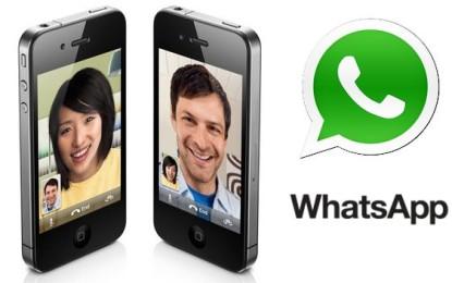 Las videollamadas de WhatsApp llegaran en 2016