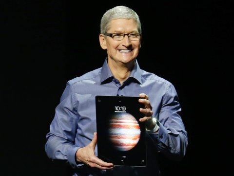 Apple une esfuerzos con SAP para desarrollar aplicaciones empresariales