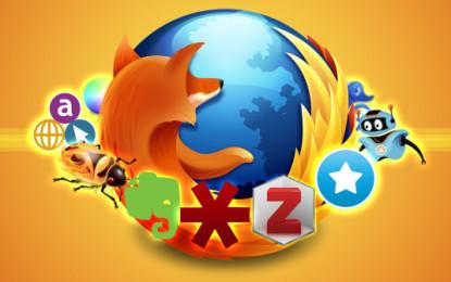 Extensiones de Firefox para el mejor desarrollo web
