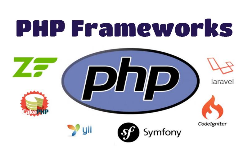 Mejores framework de PHP