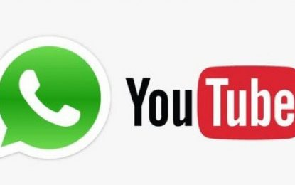 WhastApp + Youtube directamente en las ventanas de chat