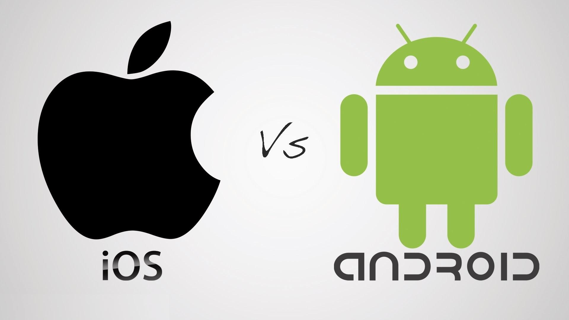 Diferencias entre desarrollar aplicaciones  iOS y Android