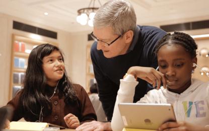 Aprender a programar es más importante que aprender inglés -Tim Cook