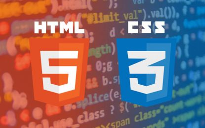 Características de HTML y CSS en el 2018