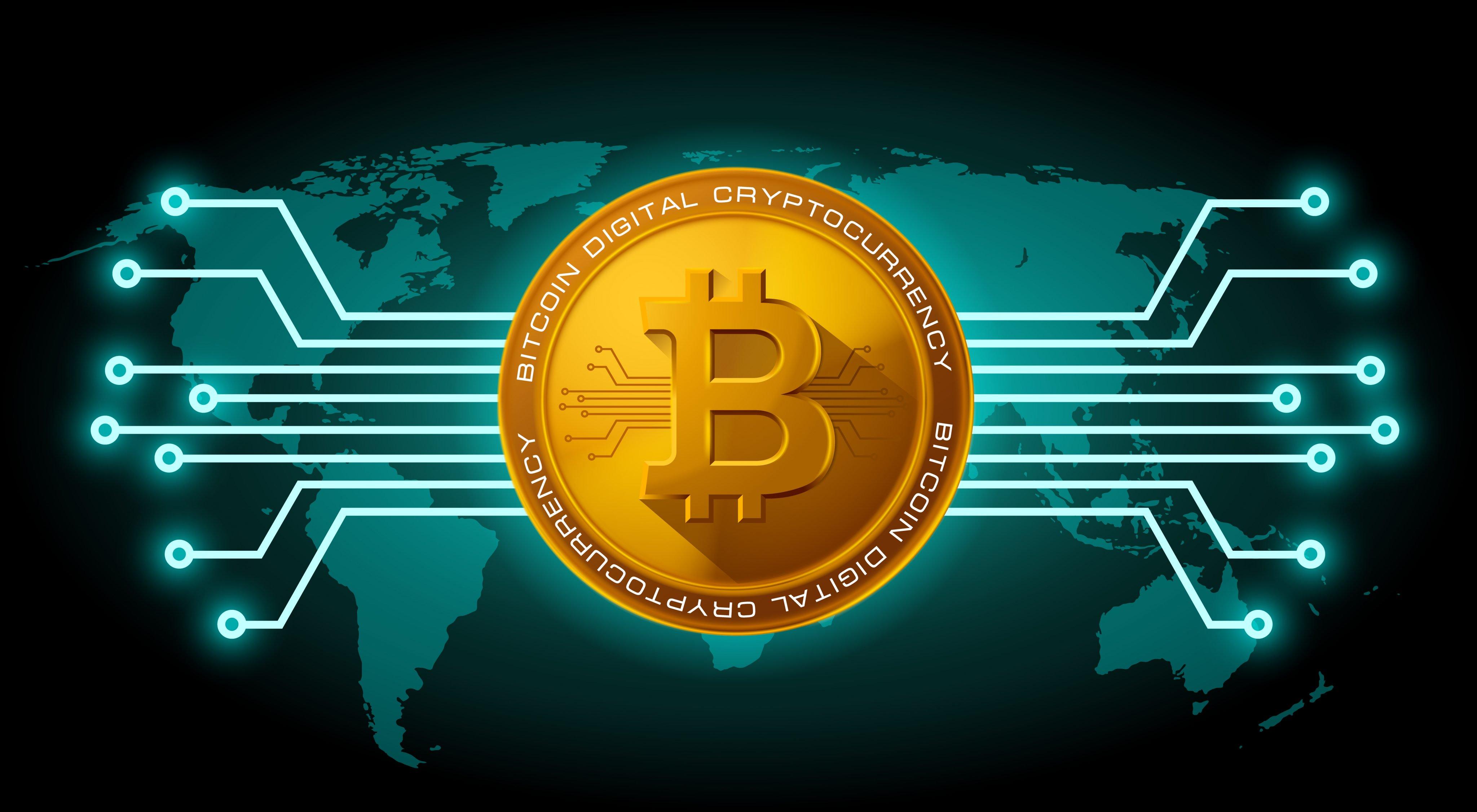 ¿Que es y Como funcionan los Bitcoins, blockchains y las criptomonedas?