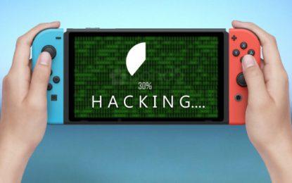Hackers Instalan Linux en un Nintendo Switch