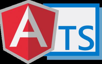 TypeScript Usando Angular
