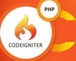Registro y control de acceso con CodeIgniter