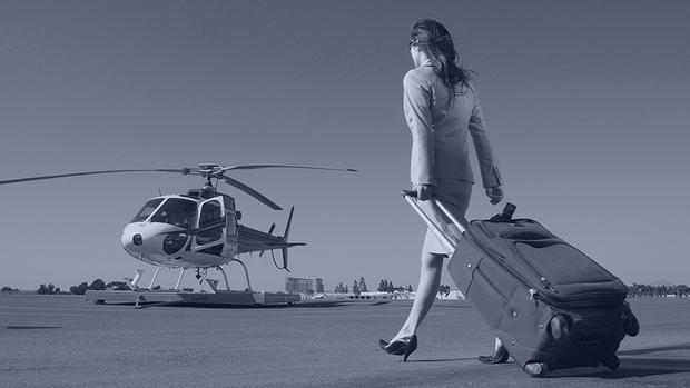 Voom el Nuevo transporte con Helicópteros en México