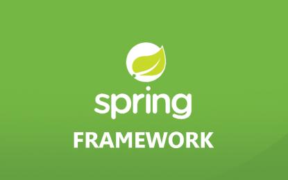 Spring MVC Creación de aplicaciones web