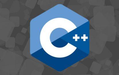 Hola Mundo con C++