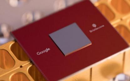 Procesador de 72 Qbits Creado por Ingenieros de Google