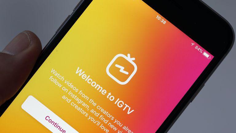 Video Instragram TV (IGTV) ¿Qué es o Para que Sirve?