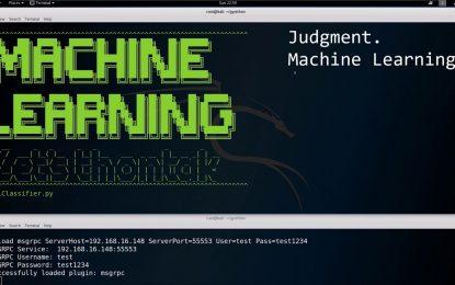 Gyoithon Herramienta Para Machine Learning