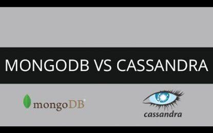 ¿Cuándo usar Cassandra y Cuándo MongoDB?