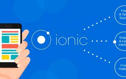 Ionic ¿Qué es? ¿Cómo se Usa? ¿Para que sirve?