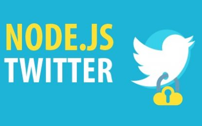 Crea un Twitter Bot con Node.js