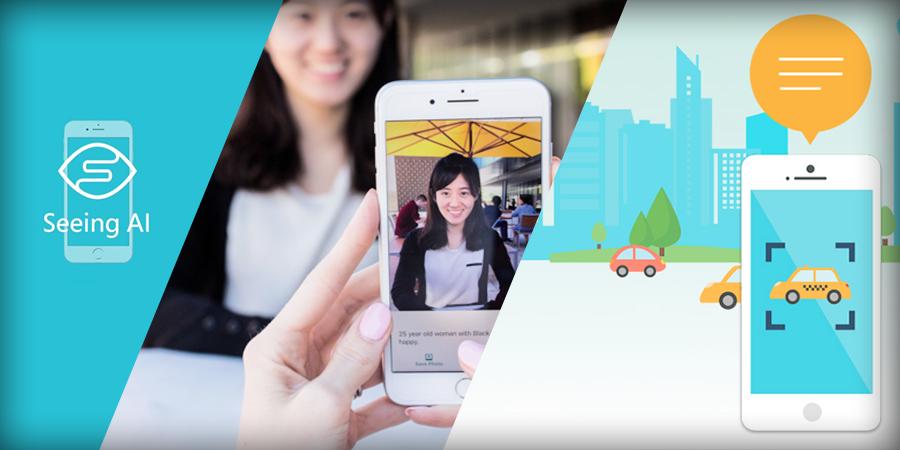 Los usuarios ciegos ahora pueden explorar fotos al tocar con la Microsoft Seeing AI