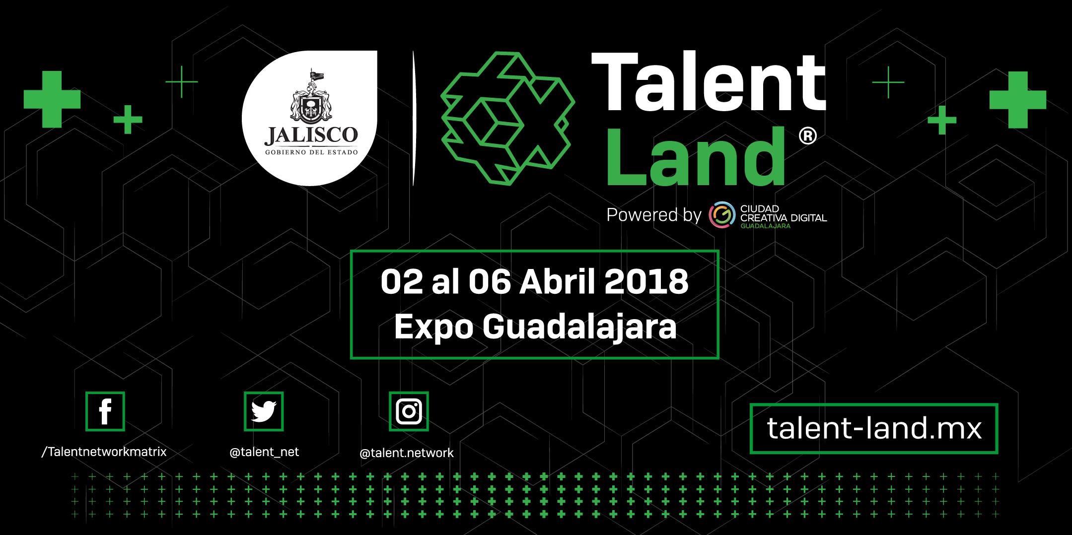 Talent Land el evento tecnológico más grande del pais