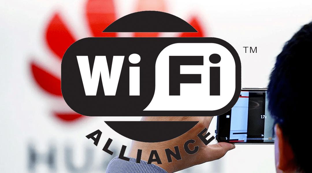 Expulsan a Huawei de Wi-Fi Alliance