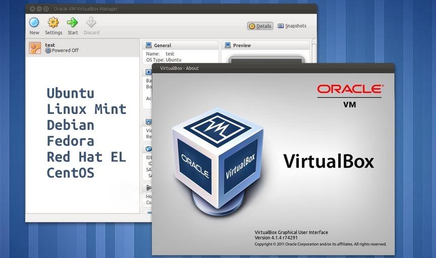Se libera la nueva versión VirtualBox 6.0.8