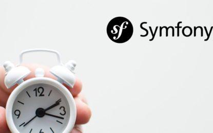 Logout y Login en symfony, operaciones