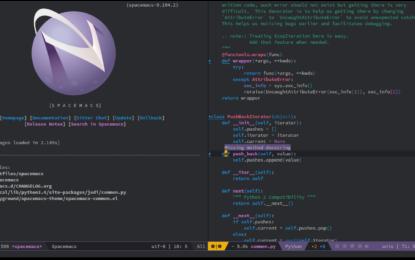 Emacs Bootstrap, entornos de desarollo