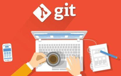 Versiones en Git con tag